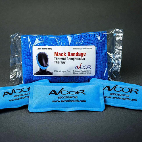Mack Thermal Compression Bandage and Gel Pads