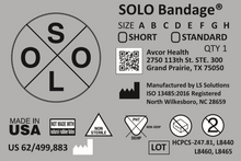 Load image into Gallery viewer, SOLO Bandage®