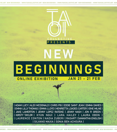 New Beginnings 2021 Online Exhibition