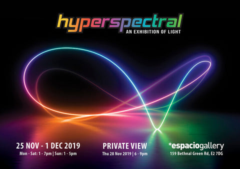 Hyperspectral - An Exhibition Of Light