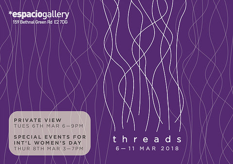 Threads Exhibition - Womens History Month