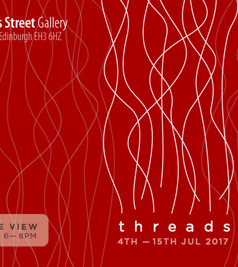 Threads Exhibition Edinburgh