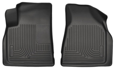 Chevrolet Traverse - Husky WeatherBeater Digital-Fit Floor & Cargo Liner