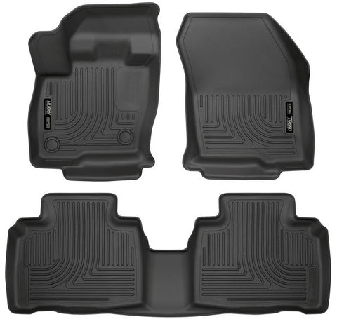 Ford Edge - Husky Floor Liner