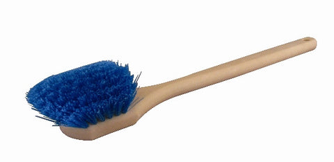 Long Handle Pot Brush - Stiff Bristle