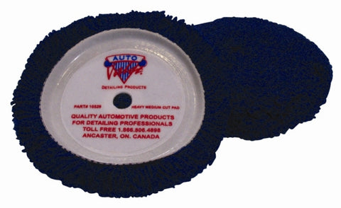 7 1/2 inch Extra Heavy Cut Wool Pad