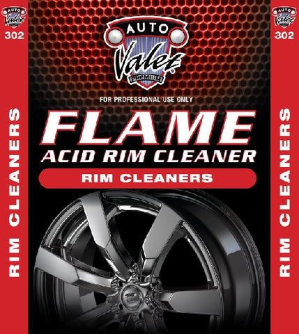 Flame Wheel Cleaner