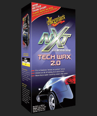Meguiars NXT Generation Tech Wax 2.0 - Liquid