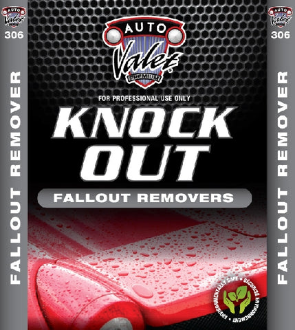 Knock-Out Fallout Remover
