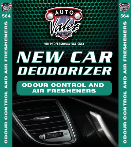 New Car Scent Air Freshener & Odor Eliminator