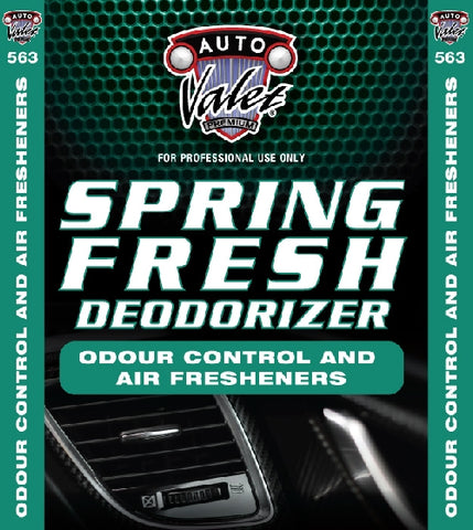 Spring Fresh Air Freshener & Odor Eliminator