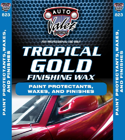 Tropical Gold Carnauba Wax