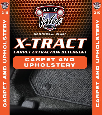 X-Tract Carpet Cleaner (for use with Extractor Machines)