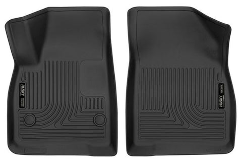 Cadillac XT5 - Husky WeatherBeater Digital-Fit Floor Liner