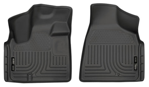 Dodge Grand Caravan - Husky WeatherBeater Digital-Fit Floor Liner