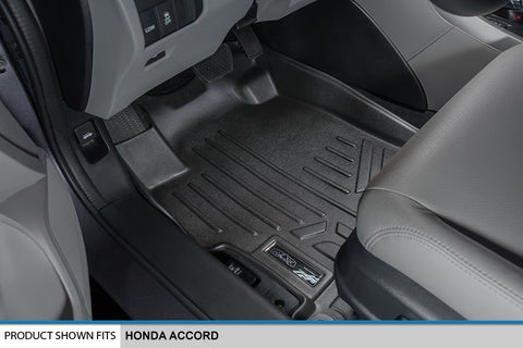 Honda Accord - Maxliner 3D Digital-Fit Floor Liners