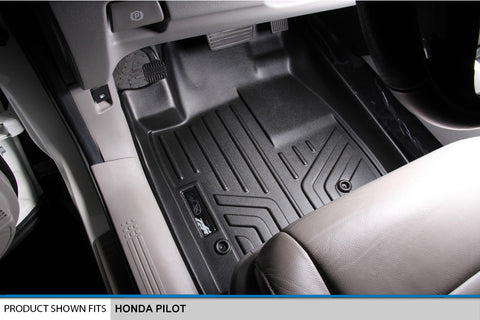 Honda Pilot - Maxliner 3D Digital-Fit Floor Liner