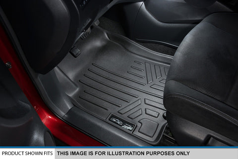 Jeep Renegade - Maxliner 3D Digital-Fit Floor Liners