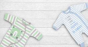 Babygrows for Boys