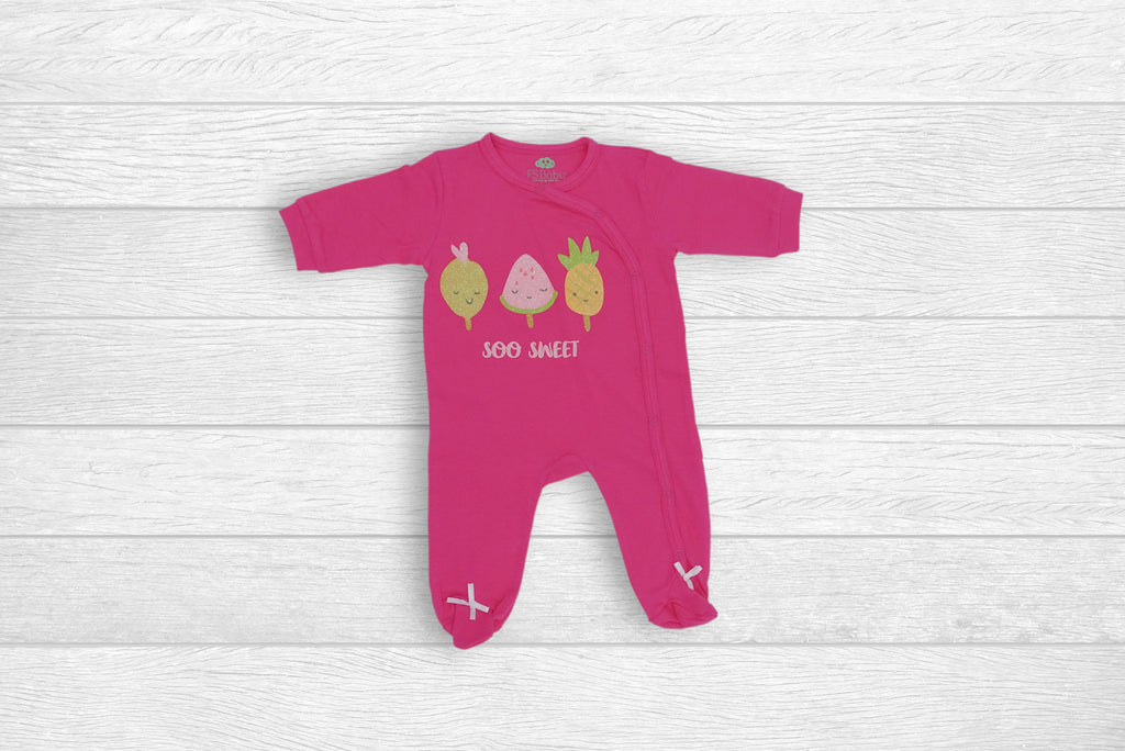 Jumpsuit met Fruit