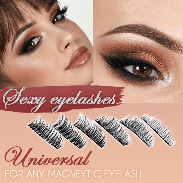 '-Only$15.95 last day- Magnetic Lashes Clip & Eyelashes Set