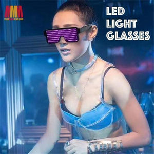 NEW Arrival - Super LED Light Glasses