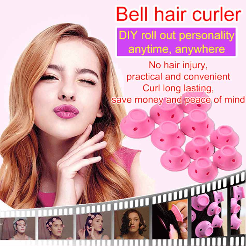 2020 HOT SELLING | Hair Ball Perm Sleep Curler-SET OF 10 CURLERS