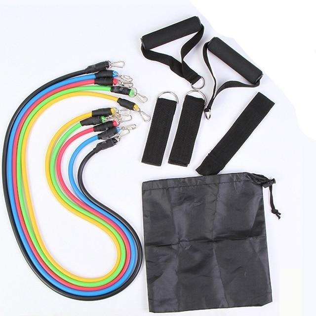 ResiBands 17Pc Resistance Bands Set