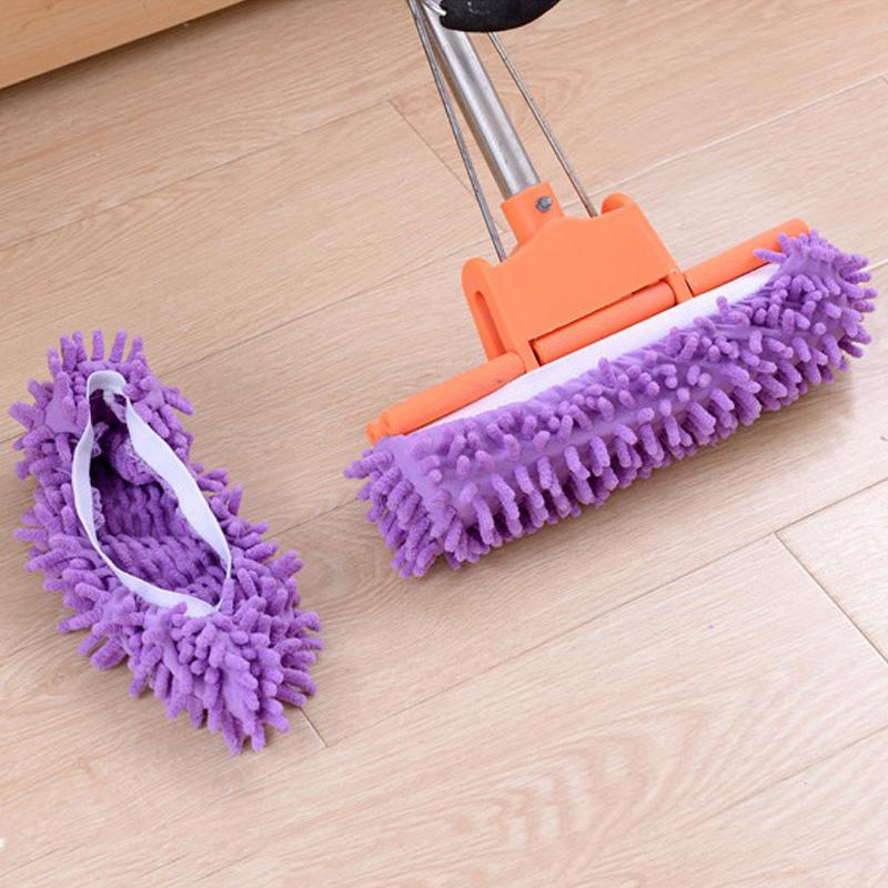 Lazy Shoes Cover Mop Window Cleaner