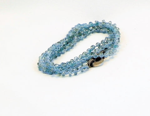 One Love Wrap Blue Zircon