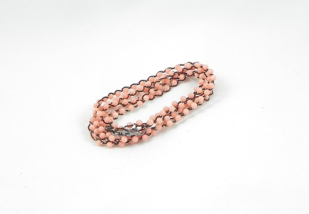 One Love Wrap Pink Coral