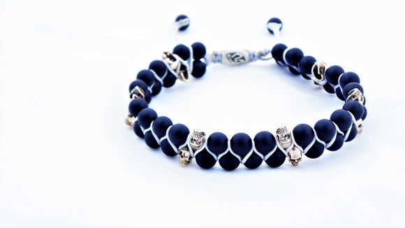 The Other Side Skull Bracelet