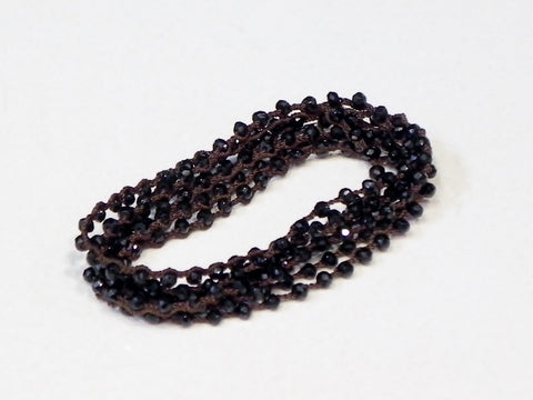 One Love Wrap Black Spinel