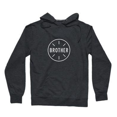 Brother (White Logo) Hoodie