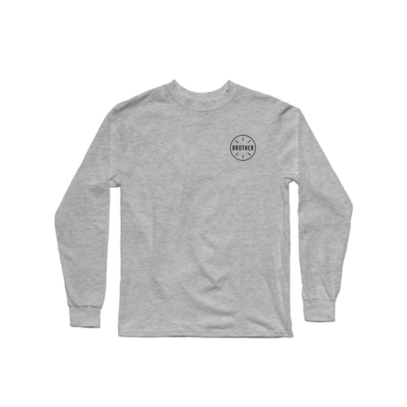 Brother (Black Logo) Longsleeve Shirt