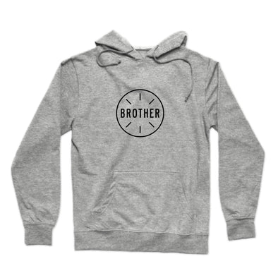 Brother (Black Logo) Hoodie