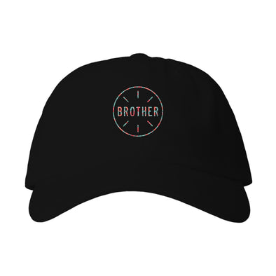 Floral Brother Baseball Style Hats
