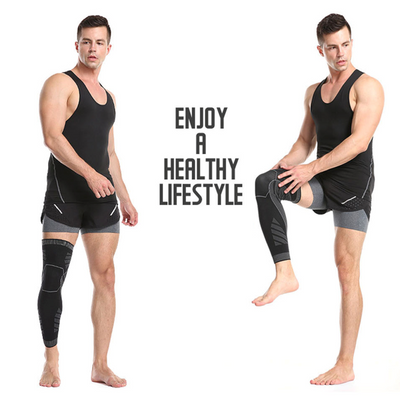 NEEDRELIEVE™ TOTAL COMPRESSION KNEE SLEEVE