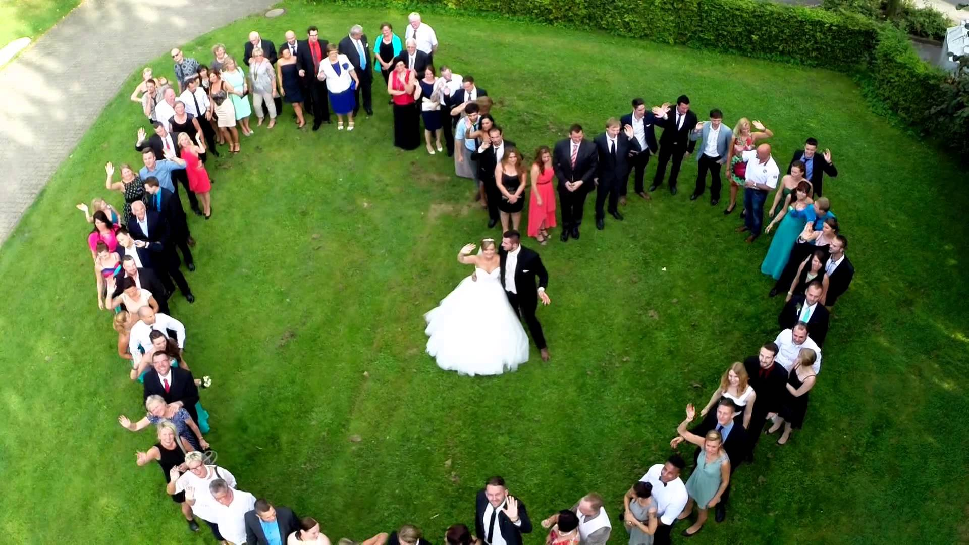 Benefits Of Using Drones For Weddings