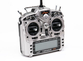 FRSKY TARANIS X9D+ 16CH DIGITAL TELEMETRY TX - MODE 2 (US CHARGER)
