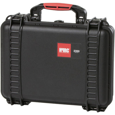 HPRC 2350GP Hard Case with Foam Interior for 3 GoPro Cameras & Accessories (Black)