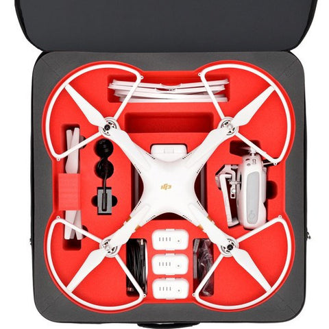 Soft Bag for DJI Phantom 3 with Prop Guards