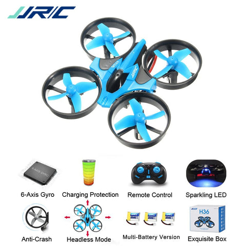 JJRC H36 Mini Quadcopter (Editors' Choice)