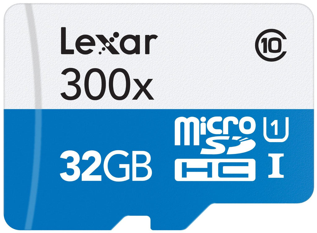 Lexar microSDHC 300X 32GB High-Performance