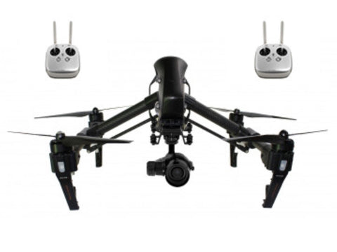 Carbon Fiber DJI Inspire 1 Pro with Dual Remotes