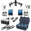 Carbon Fiber DJI Inspire 1 Pro Production Bundle (Dual Operator)
