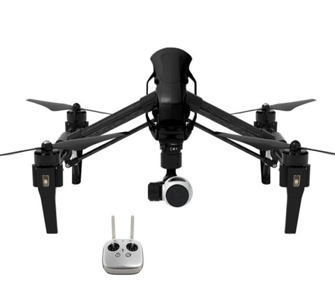 Carbon Fiber DJI Inspire 1 V2.0 with Single Remote