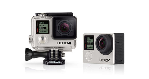 GoPro Hero4 Black Edition (Standard)