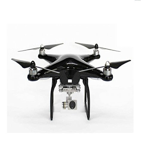 DJI Carbon Fiber (custom paint) Phantom 3 Professional