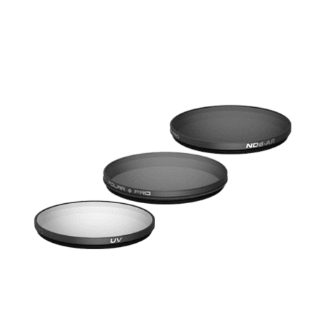 DJI INSPIRE 1 ZENMUSE X5 FILTER 3-PACK